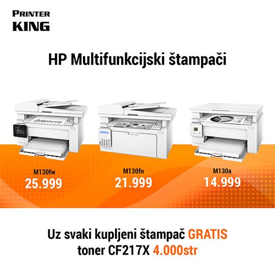 HP Multifunkcijski Stampaci